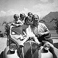 FIAT 500 - ismertebb nevén Topolino - személygépkocsi. Fortepan 12949.jpg
