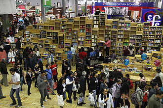 University of Guadalajara - Guadalajara International Book Fair 2013