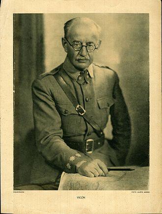 Juan Vigón - Juan Vigón