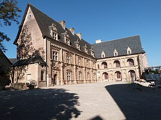Bournazel, Aveyron - The Château of Bournazel