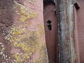 Facade of Bet Gebriel-Rafael Rock-Hewn Church - Southeastern Cluster - Lalibela - Ethiopia (8731074318).jpg