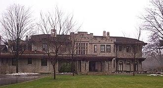 Fair Lane - Image: Fair Lane Estate Dearborn Michigan