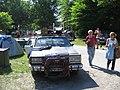Fake Police car at Power Big Meet 2005.jpg