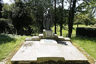 Faringdon Tomb Approximately 3 Metres To West Of St Michael's Church