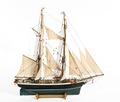 Fartygsmodell-GERDA - Sjöhistoriska museet - SM 20032.tif