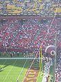 FedExField - Redskins Jaguars pregame field.jpg