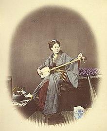 Instrumentos musicales de Japón