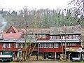 Felsensägmühle (1471 für Rot-, Weißgerber, Tuchmacher, Waffenschmied, Sägemühle, bis 1994 in Betrieb, Renovierung 2000) - panoramio.jpg