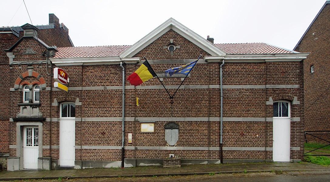 Dalhem (Feneur),  Belgium: Former School
