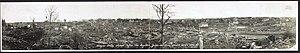 1919 Fergus Falls tornado - Image: Fergusfallsmin 1919