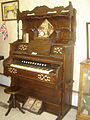 Ferrand & Votey Parlor organ, Barr Colony Heritage Cultural Centre.jpg