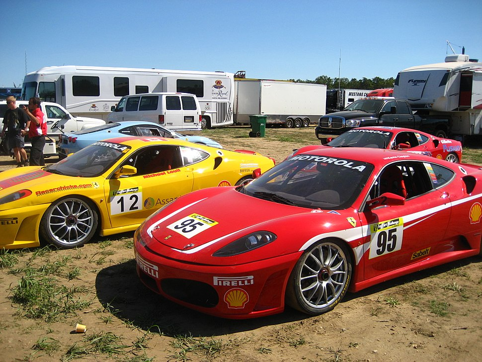 Ferrari F430 Challenge Group