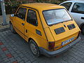 Fiat 126 el on a parking lot in Kraków (2).jpg