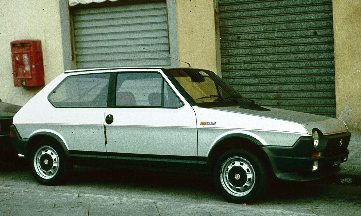 Px Fiat Ritmo Prefacelifts Tc Performance Version