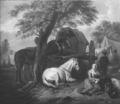 Field Camp (Pieter van Bloemen) - Nationalmuseum - 17288.tif