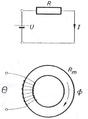 Figura 7. Analogjia e qarkut magnetik me qarkun elektrik.png