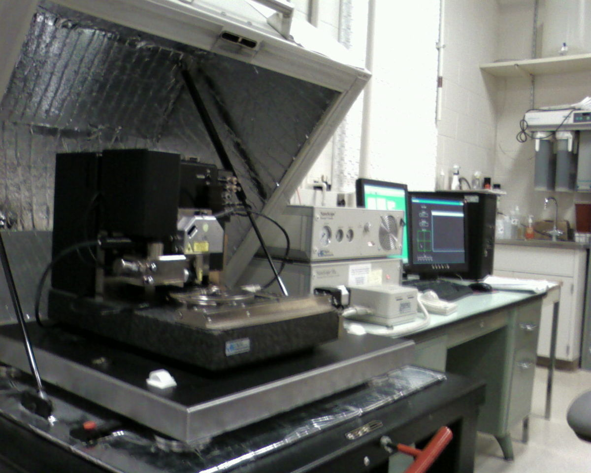 Chemical Force Microscopy
