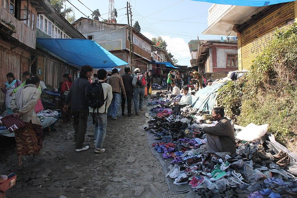 Fikkal bazaar