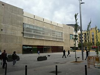 film archive in Catalunya, Spain