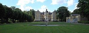 Östergötland - The Palace in Finspång