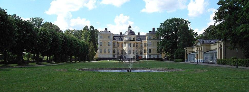 Finsp%C3%A5ngs slottspark, juli 2005