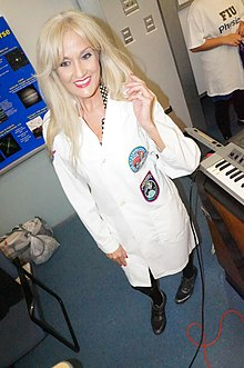 Fiorella Terenzi in lab coat at FIU.jpg