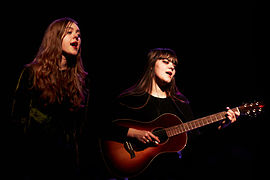 First Aid Kit (Frankfurt am Main, 18. Februar 2012)