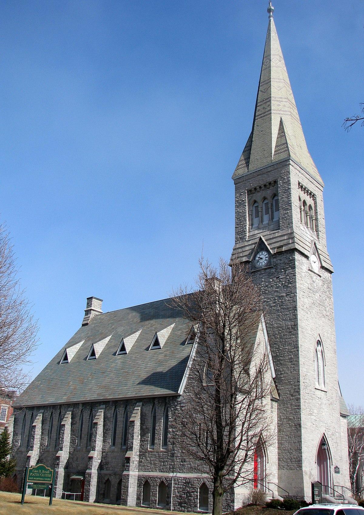 First Presbyterian Church (Plattsburgh, New York)