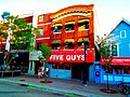 Five Guys Burgers and Fries - panoramio.jpg