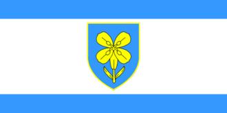 Lika-Senj County - Image: Flag of Lika Senj County