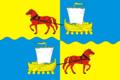 Flag of Perevolotcky (Orenburg oblast).png