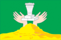 Flag of Silikatny urban settlement.png