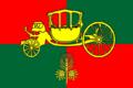 Flag of Sosnovaya Polyana (St Petersburg).png