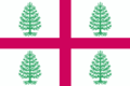 Flag of Sudislav rayon (Kostroma oblast).png