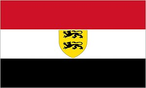 Grand Duchy of Flandrensis - Image: Flandrensis vlag