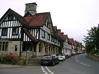 Fletching, East Sussex village in the United Kingdom