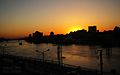 Flickr - HuTect ShOts - When The Sun Closes Her Eye on The Nile River - El.Mansoura - Egypt - 28 07 2010.jpg