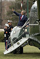 Flickr - The U.S. Army - President Bush Departs West Point.jpg