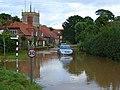 Flooding in Bucklebury - geograph.org.uk - 503402.jpg