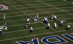 2006 Florida Gators football team - The Florida Gators take on the Western Carolina Catamounts.