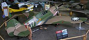 Flying Tigers Curtis P-40 Warhawk 2 (30558103012).jpg