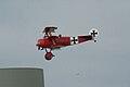 Fokker Dr.I Manfred Richthofen Pass 05 Dawn Patrol NMUSAF 26Sept09 (14599284062).jpg