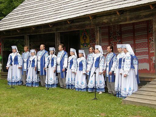 Folk Festival in Vjazynka