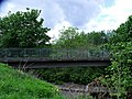 Footbridge over the Kelvin - geograph.org.uk - 1886213.jpg