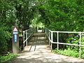 Footbridges in Haysden Country Park - geograph.org.uk - 1297858.jpg