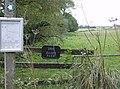 Footpath to Eades Farm - geograph.org.uk - 581240.jpg