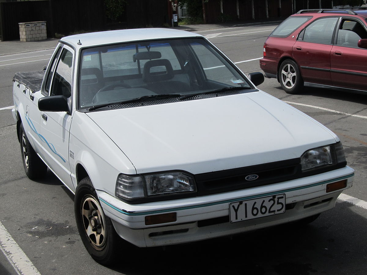 1994 ford laser workshop manual free download