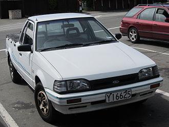 Ford Bantam - Ford Bantam (second generation)
