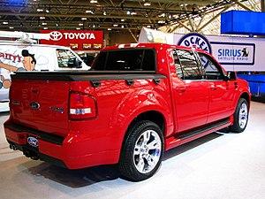 Ford Explorer Sport Trac - Wikipedia