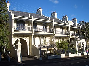 Forest Lodge, New South Wales - Pyrmont Bridge Road